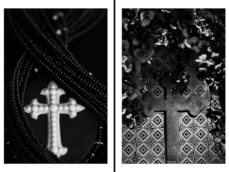 Collana in vetro di Murano con ciondolo in pietra lavica e onice chiusura in ottone argentato
