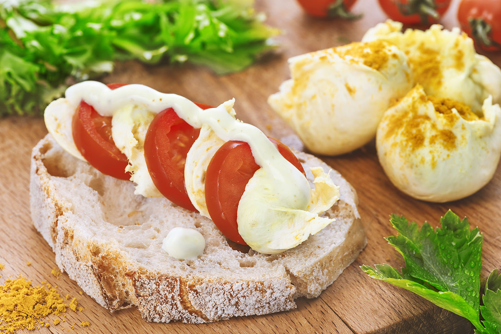 food_pane_mozzarella_foto